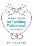 Association for Wedding Professionals International, Sacramento
